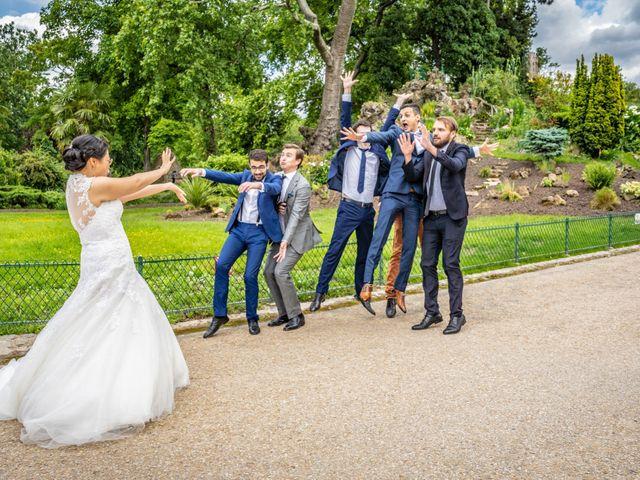 Le mariage de Alexandre et Julie à Bois-Colombes, Hauts-de-Seine 117