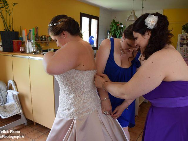 Le mariage de Romain et Coralie à Créhen, Côtes d'Armor 14