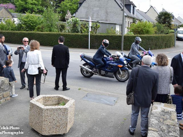 Le mariage de Romain et Coralie à Créhen, Côtes d'Armor 17