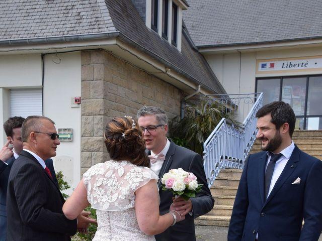 Le mariage de Romain et Coralie à Créhen, Côtes d'Armor 20