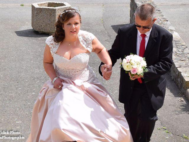 Le mariage de Romain et Coralie à Créhen, Côtes d'Armor 23