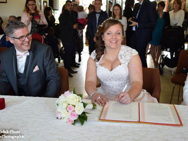 Le mariage de Romain et Coralie à Créhen, Côtes d'Armor 28