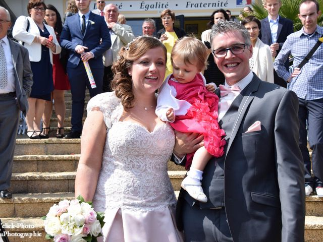 Le mariage de Romain et Coralie à Créhen, Côtes d'Armor 30