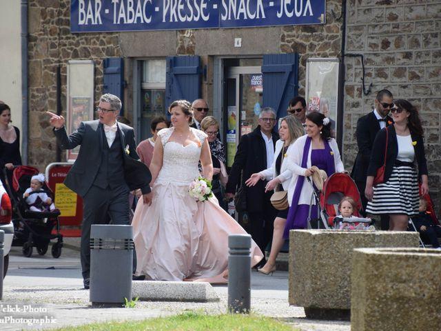Le mariage de Romain et Coralie à Créhen, Côtes d'Armor 32