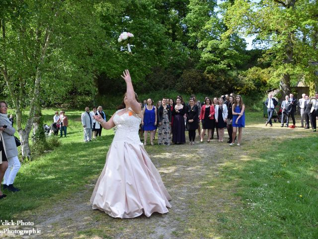Le mariage de Romain et Coralie à Créhen, Côtes d'Armor 43