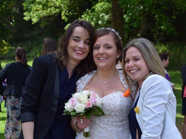 Le mariage de Romain et Coralie à Créhen, Côtes d'Armor 45