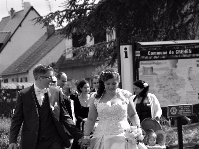 Le mariage de Romain et Coralie à Créhen, Côtes d'Armor 2