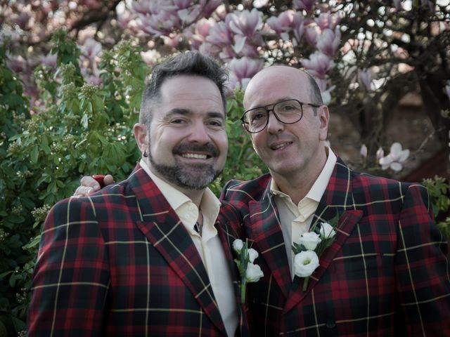 Le mariage de Cyril et José