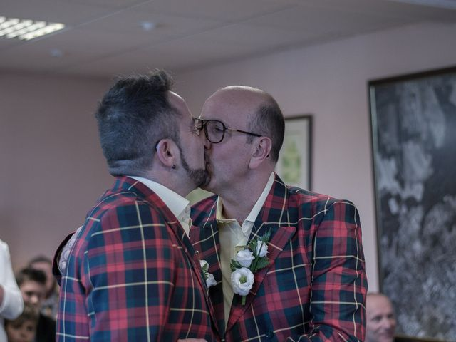 Le mariage de José et Cyril à Saint-Just, Cher 12