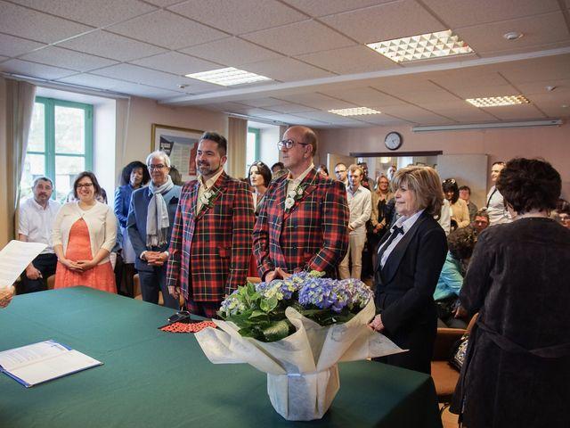 Le mariage de José et Cyril à Saint-Just, Cher 14