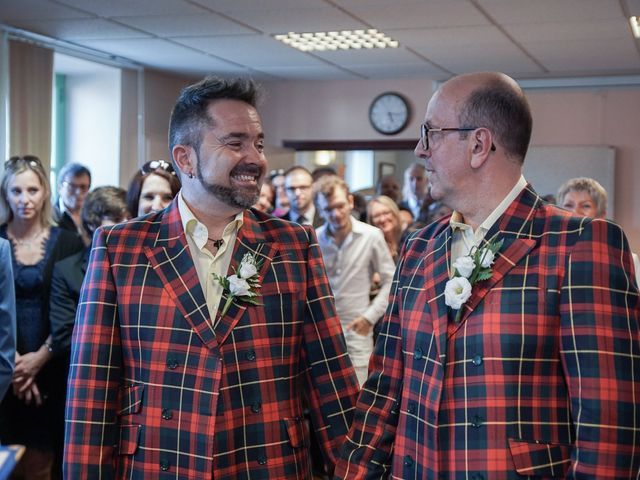 Le mariage de José et Cyril à Saint-Just, Cher 15
