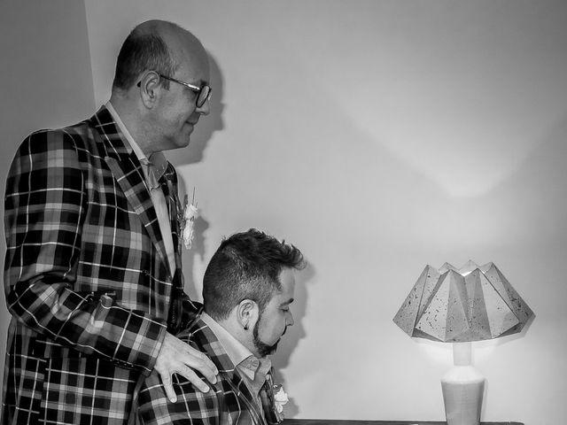 Le mariage de José et Cyril à Saint-Just, Cher 34