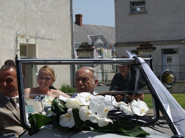 Le mariage de Etienne et Sabrina à Vendoeuvres, Indre 1