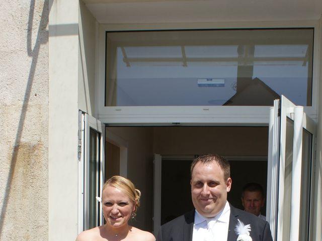 Le mariage de Etienne et Sabrina à Vendoeuvres, Indre 4