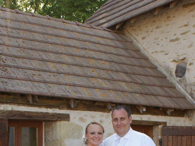 Le mariage de Etienne et Sabrina à Vendoeuvres, Indre 8