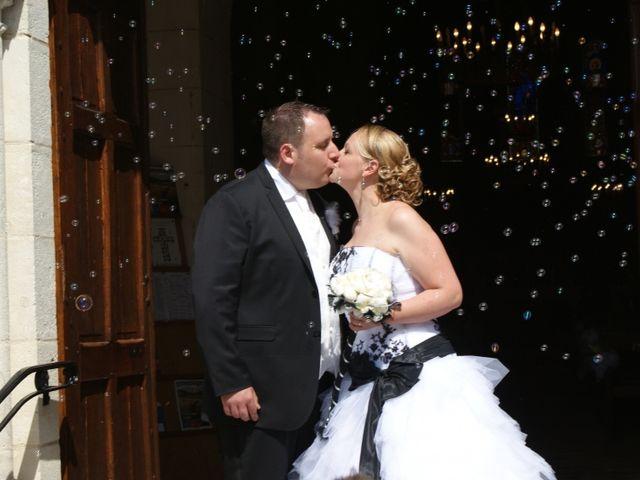Le mariage de Sabrina et Etienne