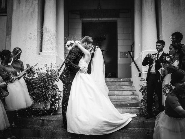 Le mariage de Arthur et Camille à Bagnoles-de-l'Orne, Orne 5