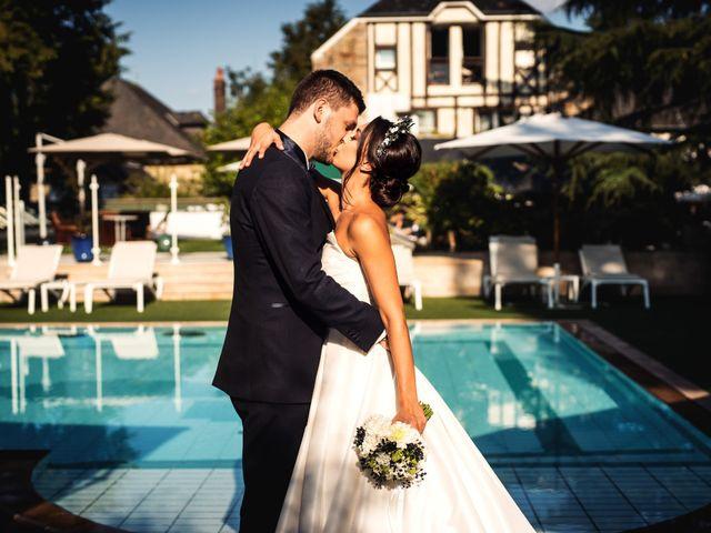 Le mariage de Camille et Arthur