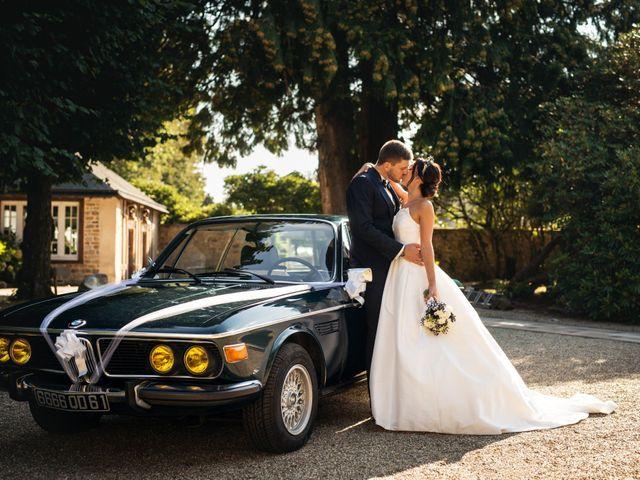 Le mariage de Arthur et Camille à Bagnoles-de-l'Orne, Orne 7