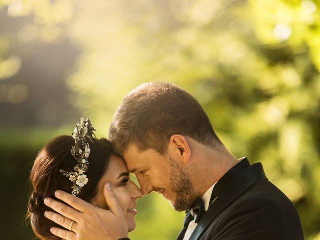 Le mariage de Arthur et Camille à Bagnoles-de-l'Orne, Orne 8