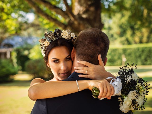 Le mariage de Arthur et Camille à Bagnoles-de-l'Orne, Orne 9