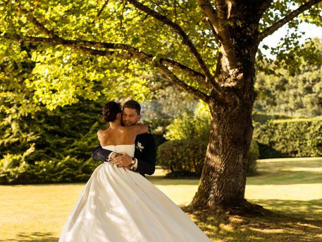 Le mariage de Arthur et Camille à Bagnoles-de-l'Orne, Orne 11