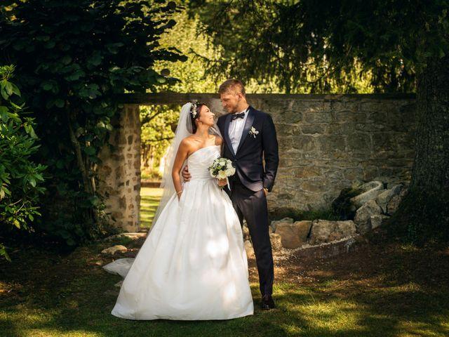 Le mariage de Arthur et Camille à Bagnoles-de-l'Orne, Orne 14