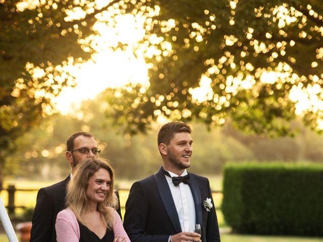 Le mariage de Arthur et Camille à Bagnoles-de-l'Orne, Orne 34
