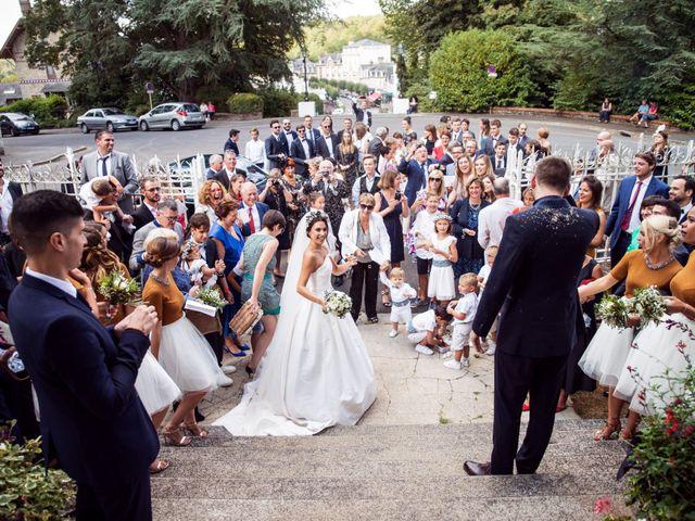 Le mariage de Arthur et Camille à Bagnoles-de-l'Orne, Orne 3