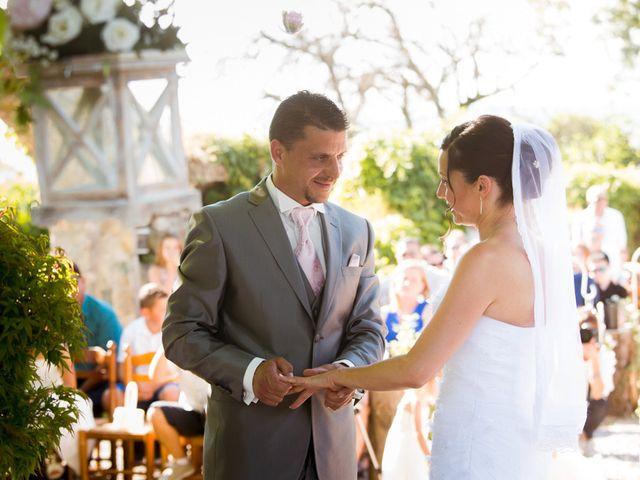 Le mariage de Geoffroy et Céline à Draillant, Haute-Savoie 1