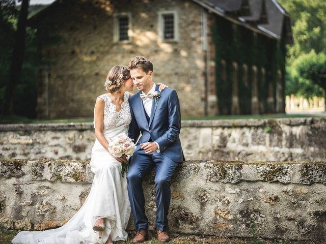 Le mariage de Matthias et Carole à Mareuil-sur-Ay, Marne 35