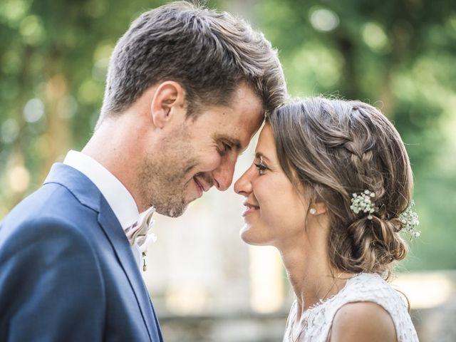 Le mariage de Carole et Matthias