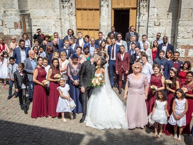 Le mariage de David et Alexandra à Allonne, Oise 5