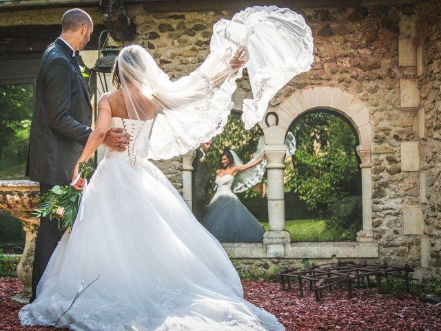 Le mariage de David et Alexandra à Allonne, Oise 9