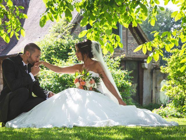 Le mariage de Alexandra et David