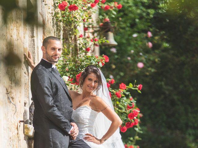 Le mariage de David et Alexandra à Allonne, Oise 10
