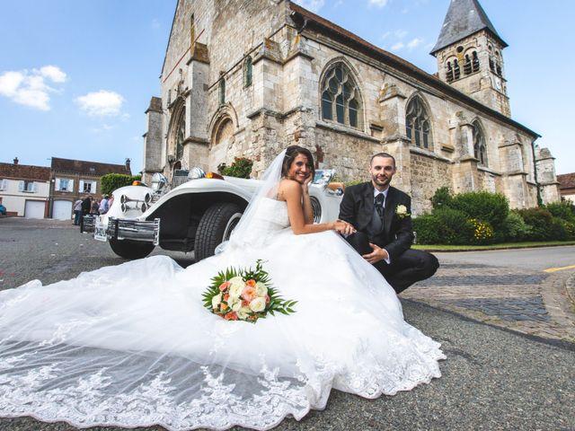 Le mariage de David et Alexandra à Allonne, Oise 21