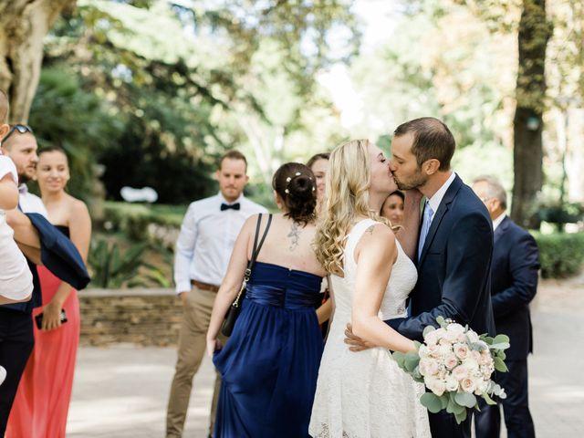 Le mariage de Nicolas et Lydie à La Garde, Var 2