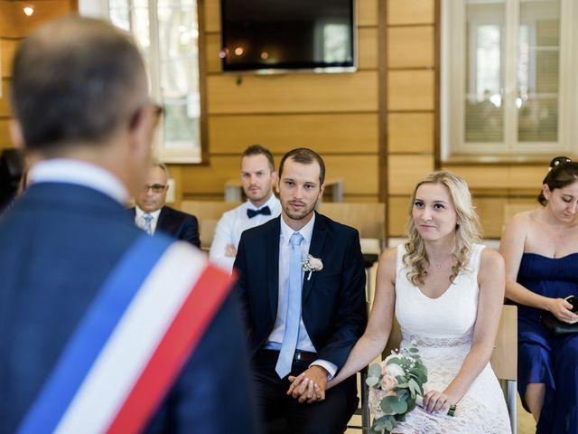 Le mariage de Nicolas et Lydie à La Garde, Var 4