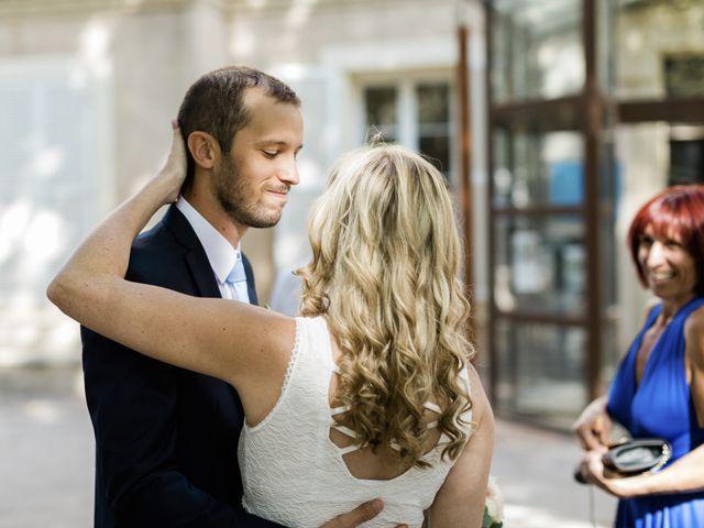 Le mariage de Nicolas et Lydie à La Garde, Var 7
