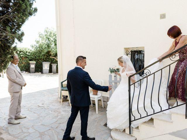Le mariage de Nicolas et Lydie à La Garde, Var 40