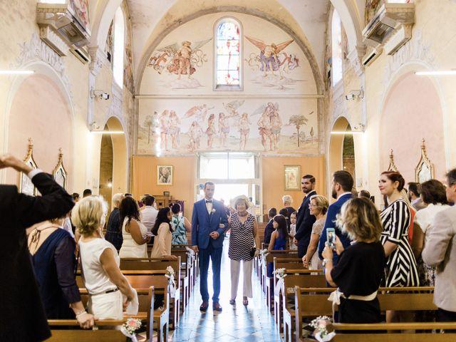 Le mariage de Nicolas et Lydie à La Garde, Var 43