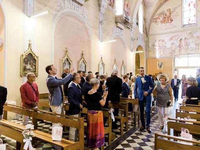 Le mariage de Nicolas et Lydie à La Garde, Var 44