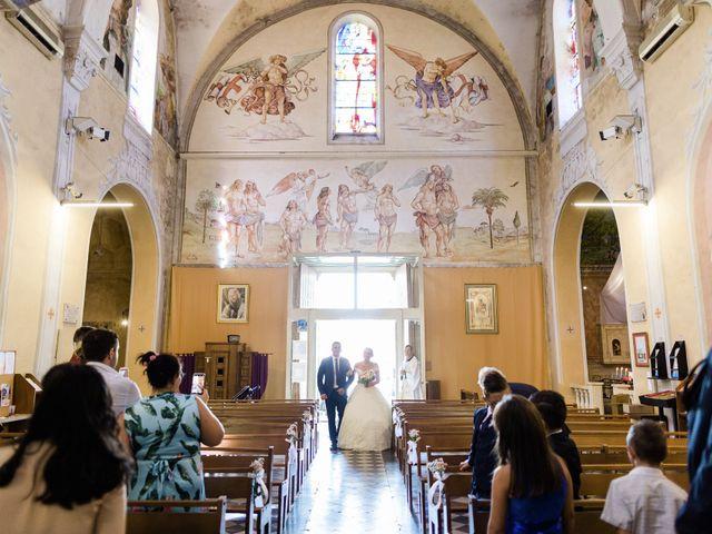 Le mariage de Nicolas et Lydie à La Garde, Var 46