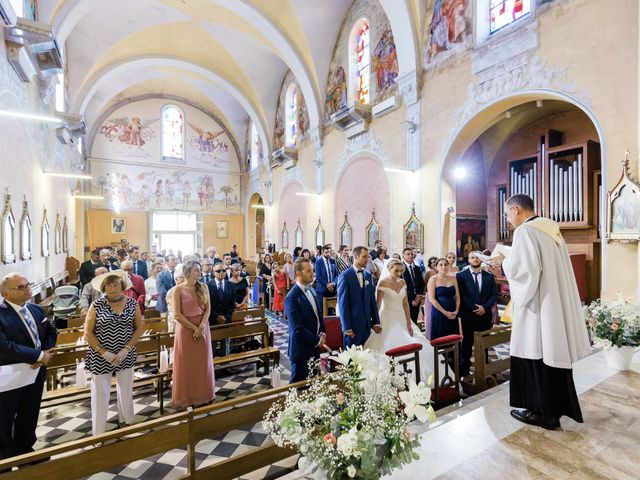 Le mariage de Nicolas et Lydie à La Garde, Var 50