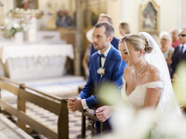 Le mariage de Nicolas et Lydie à La Garde, Var 56