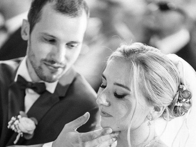 Le mariage de Nicolas et Lydie à La Garde, Var 61