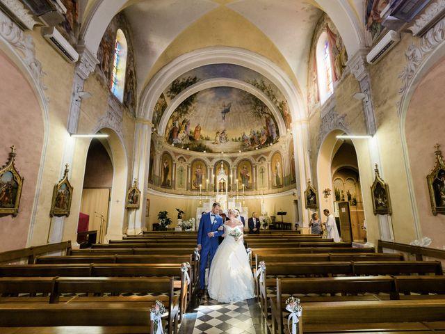 Le mariage de Nicolas et Lydie à La Garde, Var 65