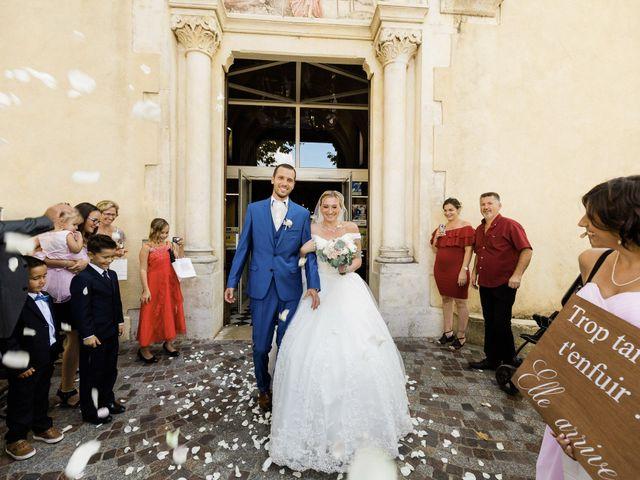 Le mariage de Nicolas et Lydie à La Garde, Var 67
