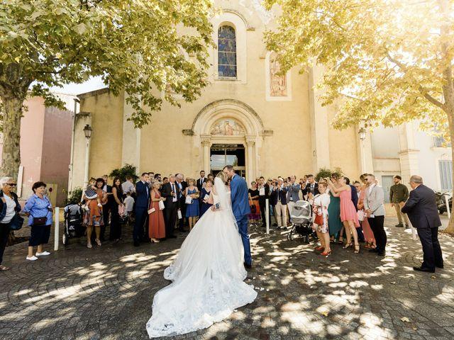 Le mariage de Nicolas et Lydie à La Garde, Var 69